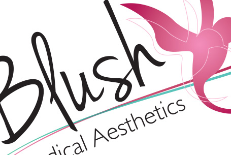 Blush Medical Aesthetics – Logo Design