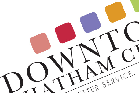 Downtown Chatham Centre – Logo Design
